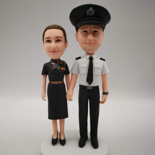 Customised Wedding Cake Topper